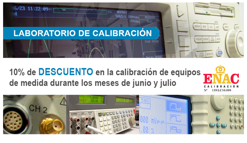 Laboratorio Calibración